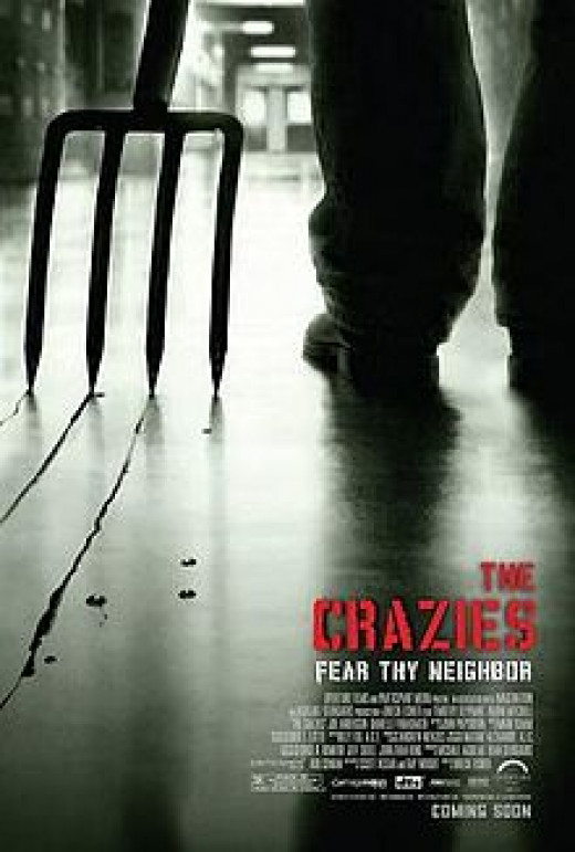 "Timothy Olyphant and Radha Mitchell in ""The Crazies"""