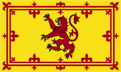 The Lion Rampant, The Royal insignia of Scotland.