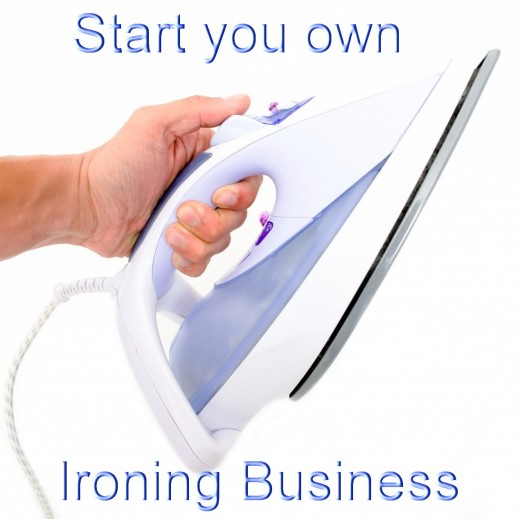 How to Start an Ironing Business