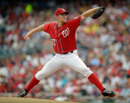 The Nationals gave up hopes to win a World Series so they could rest their young pitcher.