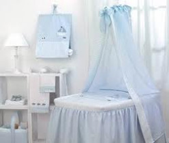 Do you have any idea about decorating  baby nursery at low cost?