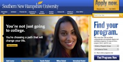 Being an online student at Southern New Hampshire University