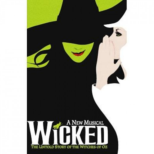Wicked (Broadway) Poster (11 x 17 Inches - 28cm x 44cm) () Style A MasterPoster Print, 11x17