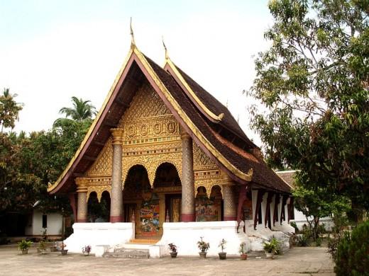 Phabang, Luang Prabang Laos.