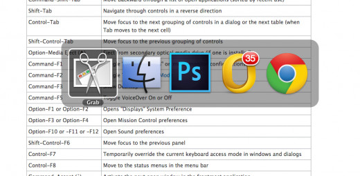 Use this keyboard shortcut to quickly switch between open programs.