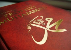 5 Questions to Prophet Muhammad (pbuh)