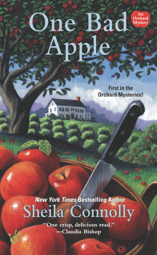 First installment in the Orchard Mystery Series