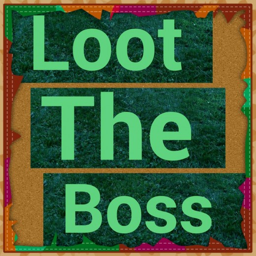 OAC first bosses drop gears and hero embelems for all players! Loot the boss on legs!