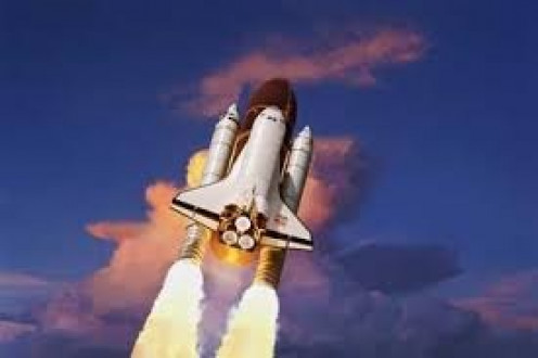 Space Shuttles are our route into outer space and must be in perfect condition before being launched.