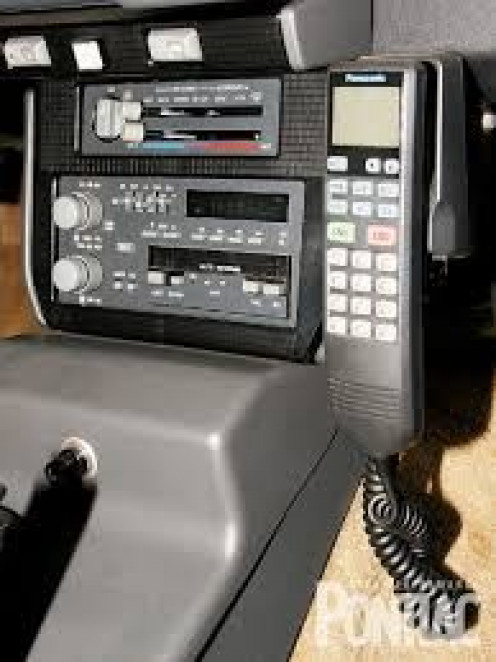 The car phone was a major invention at the time of its release because cell phones did not exist at the time.