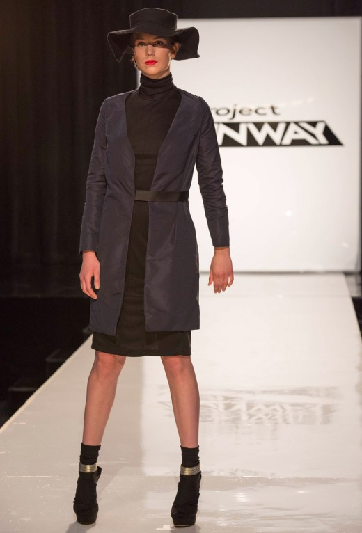 Sean Kelly's Episode 3 Runway look