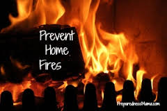 Fires can burn down you houses very quickly, sometimes they could be so quick that people can get trapped and die, so we should be very careful and vigilant.