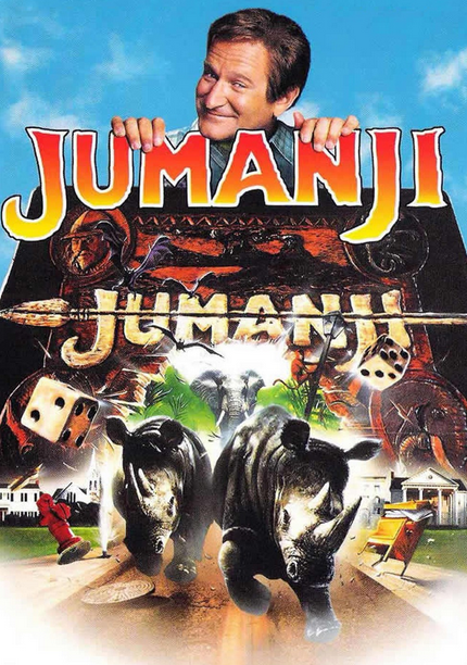 Robin Williams Stars in Jumanji