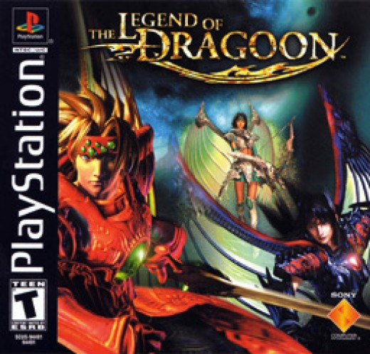 Licensed under Fair use of copyrighted material in the context of The Legend of Dragoon
