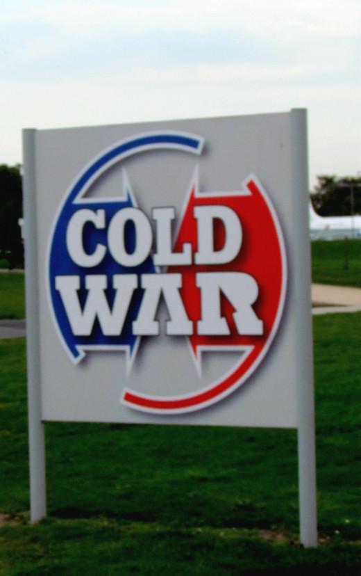 Cold War Sign