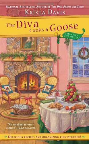 Sophie Winston's first Christmas in The Diva Cooks a Goose