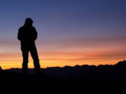 How do you normally utilize the opportunity of having moments of solitude and silence?