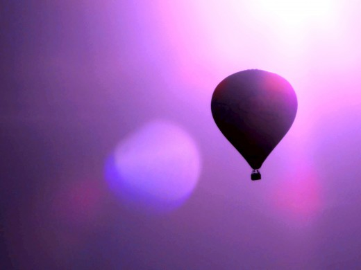 """Balloon Ride"" by Dietmar Scherf"