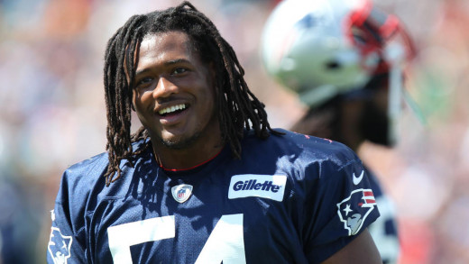 Hightower will see more of a pass-rusher role