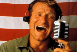 What is your favorite quote or phrase by Robin Williams?