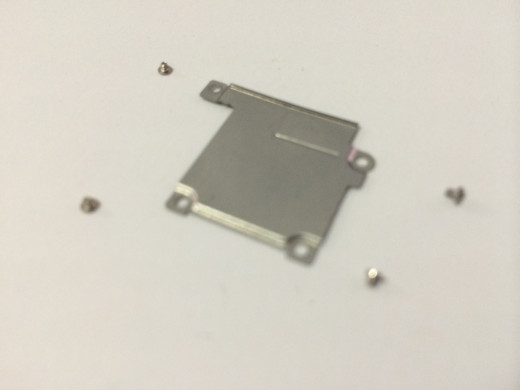 iPhone 5S LCD Plate And Screws