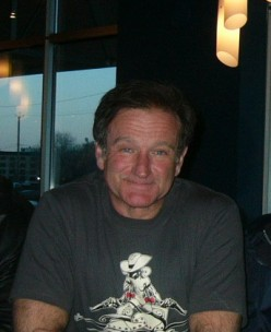 """Oh, Captain, My Captain!"" ""What Will Your Verse Be?"" - a Poem in Honor and Memory of Robin Williams"