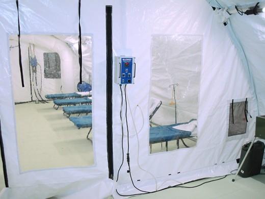 Ebolavirus Isolation Equipment