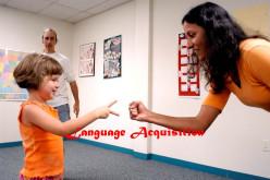 Language Acquisition or Acquisition of Language