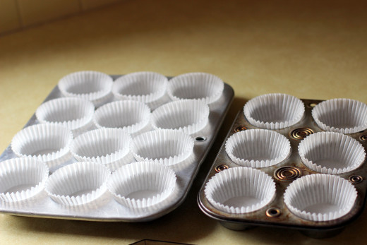 Get the muffin tins ready.