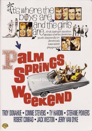 Spring Break Palms style!