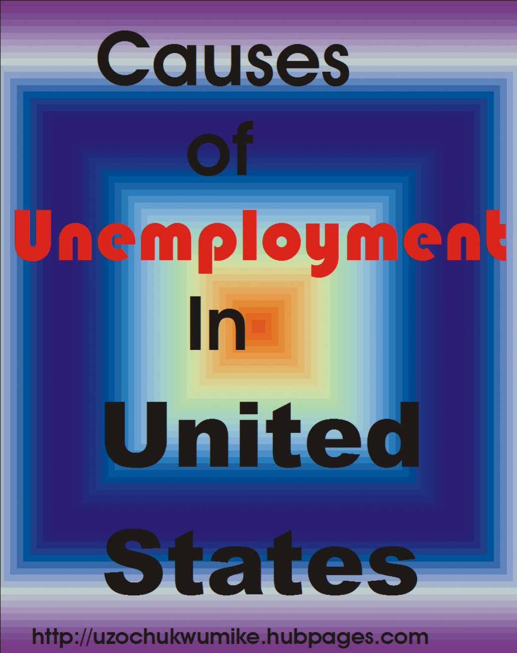 An introduction and an analysis of the issue of unemployment in the united states