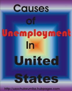 Causes of Unemployment in United States of America