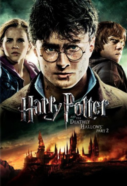 Harry Potter and the Deathly Hallows Part 2 - the No.4 global 'box office' smash hit