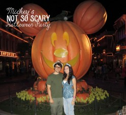 "Mickey's ""Not So Scary"" Halloween Party"