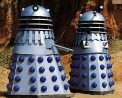Top 5 Doctor Who Villains