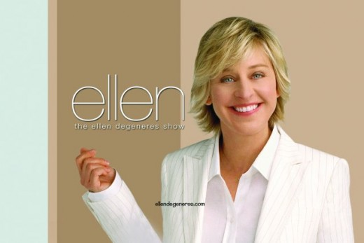 Ellen joined and made it a game!