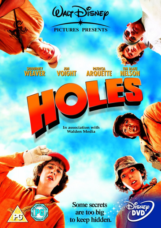 "Shia LaBeouf in ""Holes"""