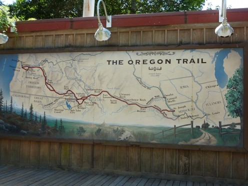 Oregon Trail Museum