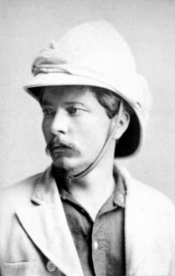 Henry M Stanley, African Explorer