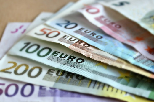 Once you reach 100 years of age, you will receive  a cheque for €2540