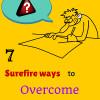 7 Surefire Ways to Overcome writer's Block