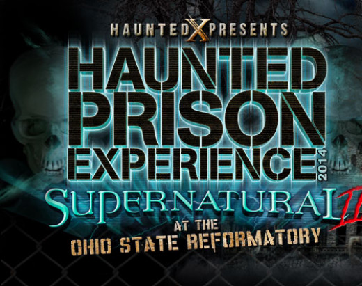 Ohio State Reformatory's annual haunted house attraction