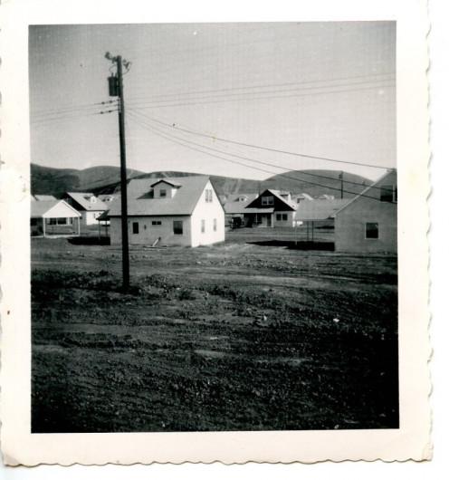 Puente Hills, La Puente, California 1953