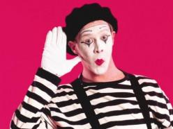 Do you need a silencer to shoot a mime?