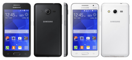 The Samsung Galaxy Core 2.