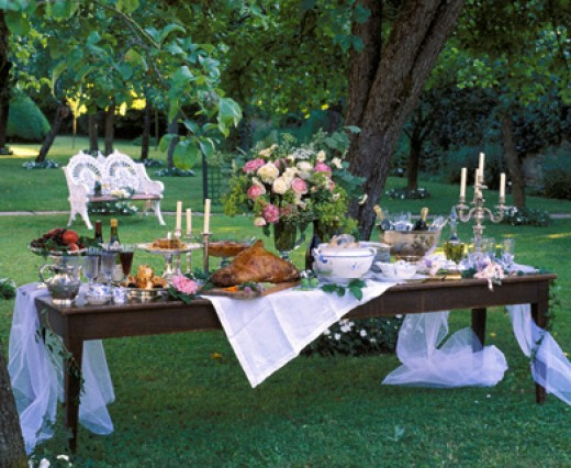 How To Have A Garden Party On A Budget Hubpages