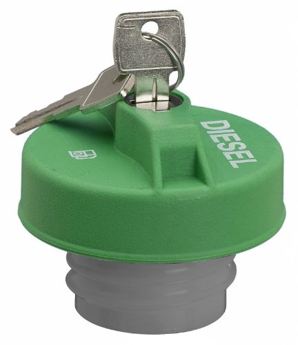 Have a diesel? You need to make sure you get a green cap. Yellow if you have a flex fuel vehicle.