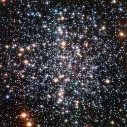 Sparkling Stars At Night
