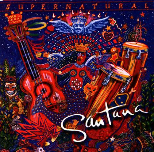 Santana's Supernatural Album