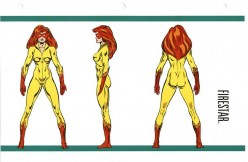 Firestar: Origin Story and Costume History